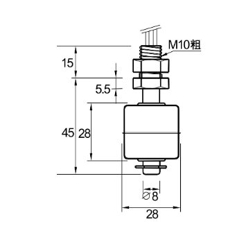 3 Wire Float Switch besides Septic Tank Switches further Philadelphia 5963wiringthermostat likewise Bilge Alarm Wiring Diagram additionally Wiring Diagram For Normally Open Float Switch. on wire a bilge float switch